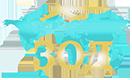 логотип Залу Офіційних Делегацій